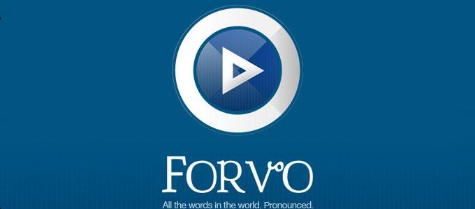 forvo-header