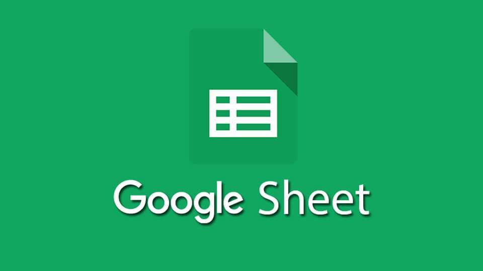 Google-Sheets